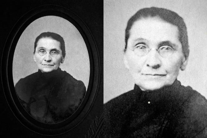 Henrietta: A Rare Photographic Discovery