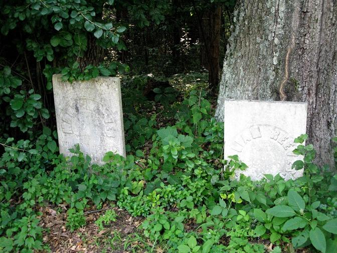Cemetery Neglect: Sad Resting Place for Little Ida Krosch