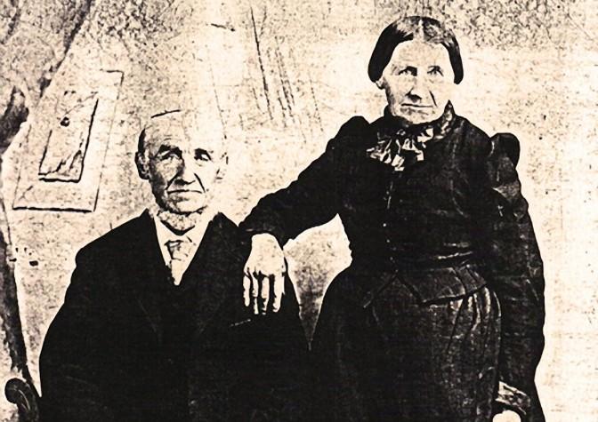 Earliest Hanneman Photo Shows Christian and Amanda