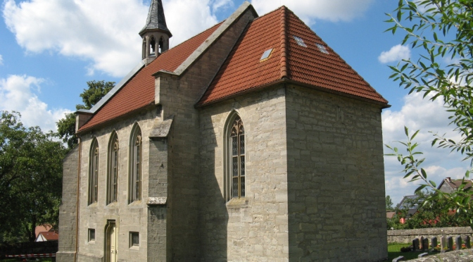 Ostermann Family Traced to St. Bernhard, Thuringia