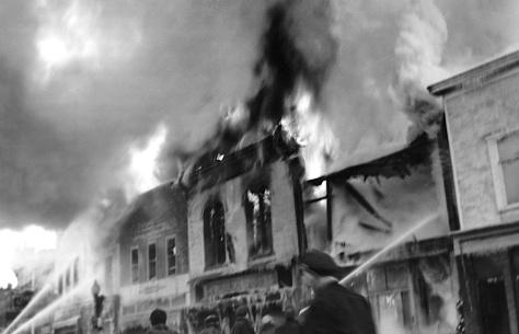 Mauston Fire 1