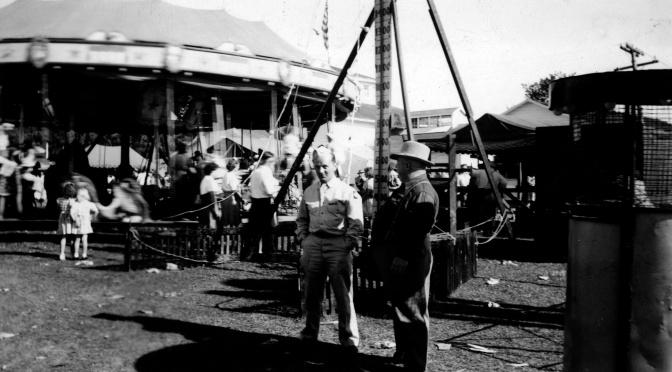 World War II Hero at the Juneau County Fair