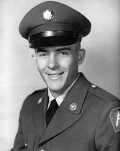 Ronald C. LaCanne served in the U.S. Army from 1958-1961.