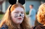 Samantha Hanneman as Minnie Mouse.