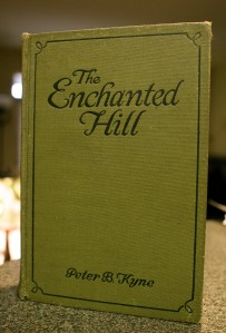 Helen clutched her borrowed copy of The Enchanted Hill as she was attacked. The book was found near her body.