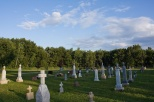 Holy Rosary Catholic Cemetery, Sigel, Wis.