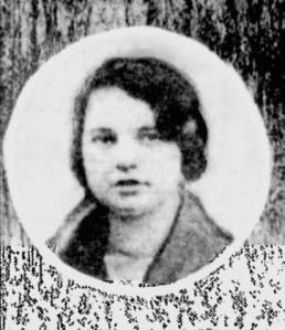 News of Helen's murder shot across Portage like a clap of thunder.