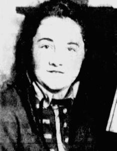June Moran had left her friend Helen Leng just minutes before Helen was murdered.