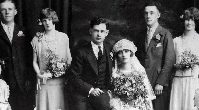 Wedding Photo Draws a Following, 90 Years Later