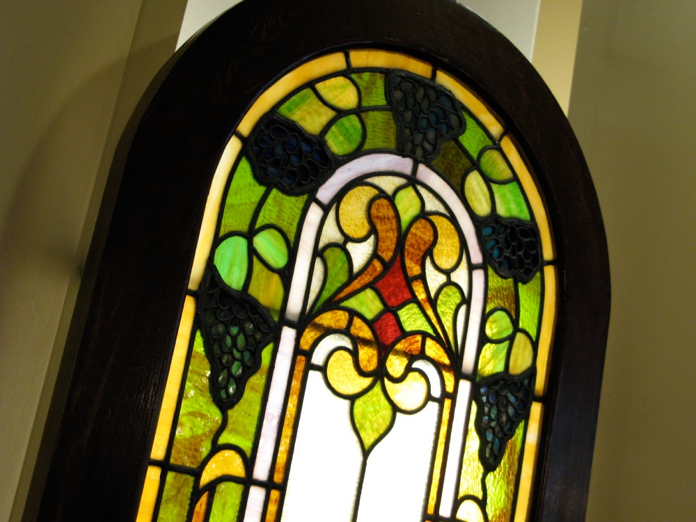 Dying Wish Brought Chapel Windows Home to St. Mary's Hospital (5/6)