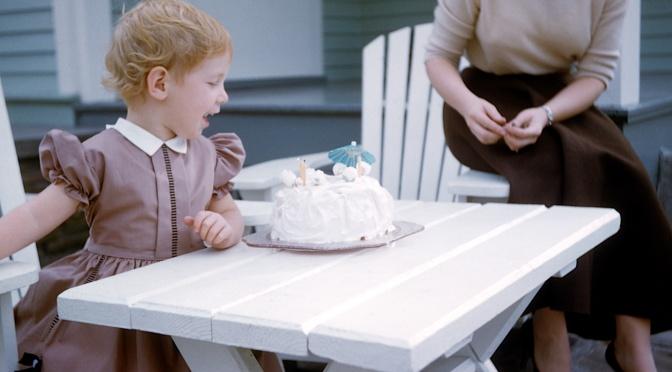Eye on the Past: Jane Hanneman is 3 Years Old
