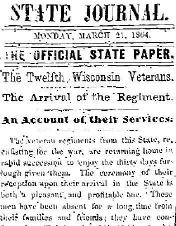 Sun Prairie's Civil War Soldier Dies at Just 15 (1/4)