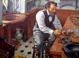 The French retail pharmacist, Stanislas Limousin, introduced many devices to Pharmacy and Medicine. His greatest contributions were invention of glass ampoules, the medicine dropper, and apparatus for inhalation of oxygen.