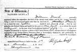 Declaration of Intent for William Krosch