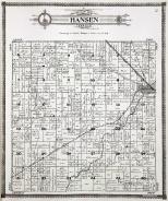 Town of Hansen, Wood County, Wisconsin (1909)