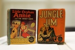 Little Orphan Annie, Jungle Jim