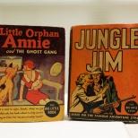 Little Orphan Annie, Jungle Jim