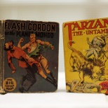 Flash Gordon, Tarzan