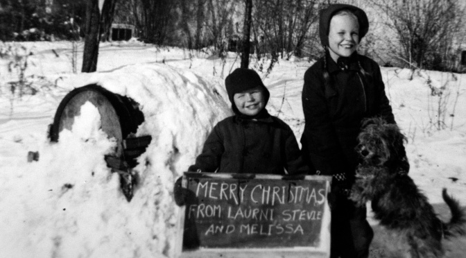 Eye on the Past: Merry Christmas 1942