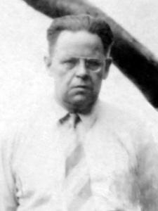 Earl J. Mulqueen Sr. in 1944.