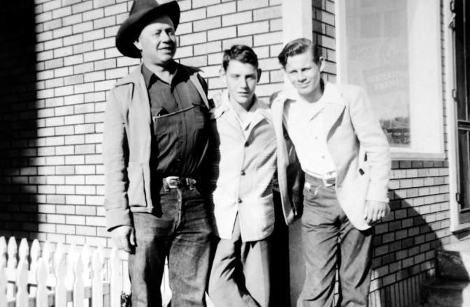 Photo Detective: Cowboy Hiram Greene