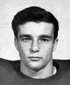 Don Kindt ran for 63 yards against Northwestern.