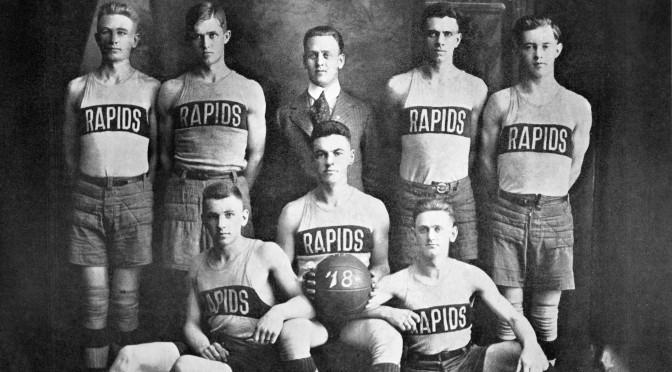 Grand Rapids Nabs 1918 Basketball Championship