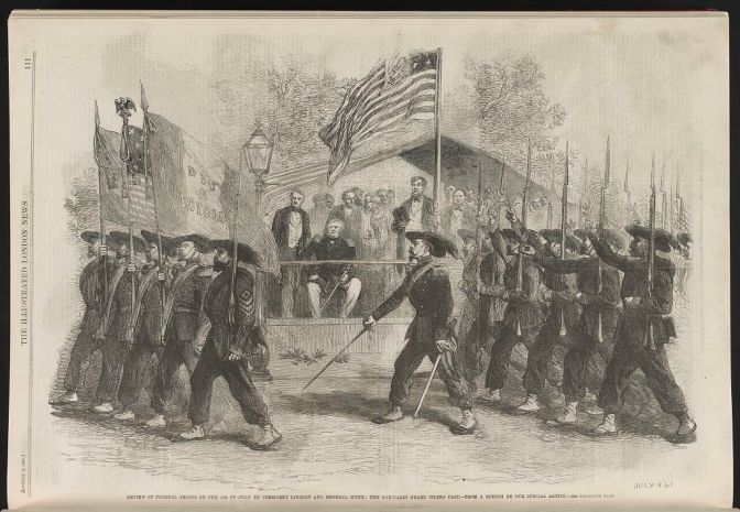 Maj. Julius R. Hannemann: Washington's Ceremonial Cannon Man
