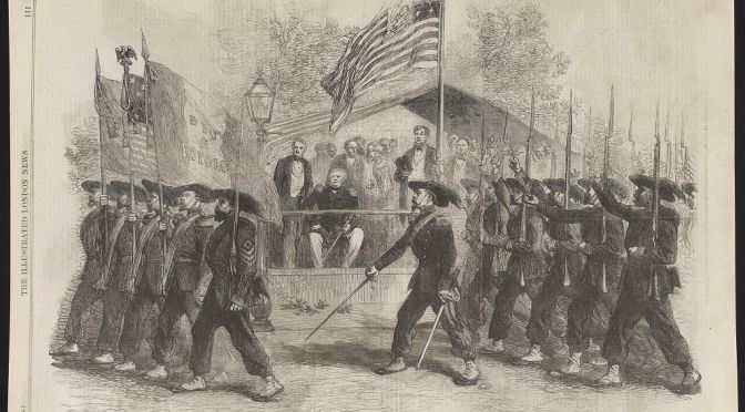 Maj. Julius R. Hannemann: Washington's Ceremonial Cannon Man