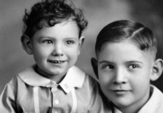 Eye on the Past: Two Brothers in 1936