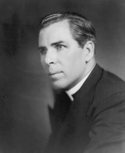 The sainthood cause for Archbishop Fulton J. Sheen is under review by the Vatican.
