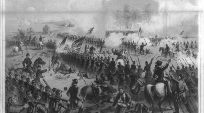 Bloody Battle of Shiloh Claims Michael Kennedy