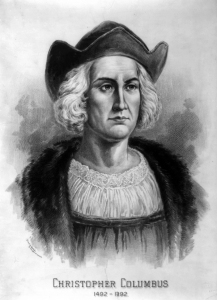"Christopher Columbus was ""the destined herald of the true faith,"" according to Rev. John Hardon S.J."
