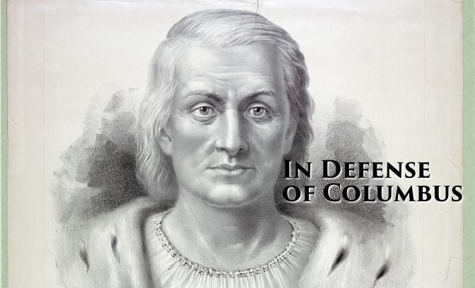 Remembering the Real Christopher Columbus