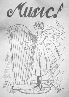 Drawing by Wilbert G. Hanneman.