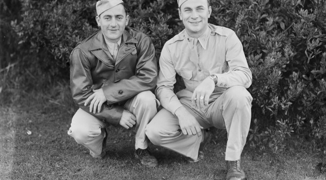 Rare Photos of WWII U.S. Servicemen in New Zealand