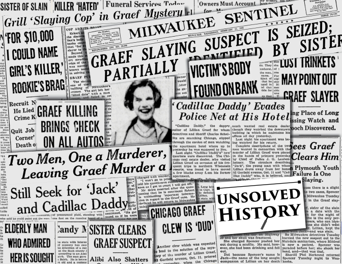 1927 Lillian Graef Killing Still Haunts Milwaukee