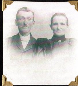 Ernest and Maria Hanneman from FindAGrave.com (submitted by Charmaine Becker).