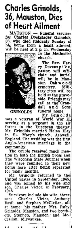 Grinolds_Dies_1950