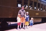 Train museum, North Freedom, Wis.