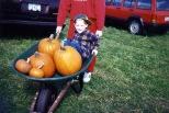 The annual outing to Swan's Pumpkin Farm