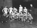 The Mauston High School Bluegold basketball team, circa 1949, coached by Bob Erickson. Read the original post here: http://wp.me/p4FxQb-I5