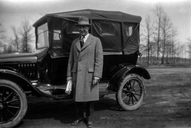 Eye on the Past: Carl's New Model T