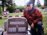 At Calvary Cemetery, Wisconsin Rapids, Wis.