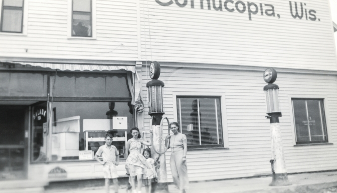 Eye on the Past: Welcome to Cornucopia, Gateway to Allergy Relief