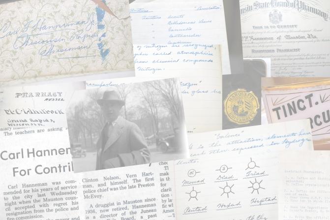 Audio Memories: Carl Hanneman's Pharmacy Work in 1930s and 1940s