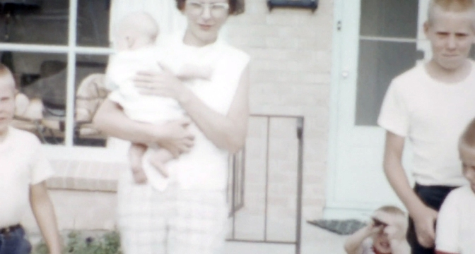 Video Glimpses of Evelyn, a Mother Gone Too Soon