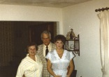 Mary and Dave Hanneman with daughter Amy.