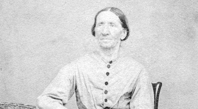 First Known Photo of Christiana Krosch Discovered in Old Album