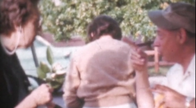 More 8mm Video Shows Life in the 1950s and 1960s